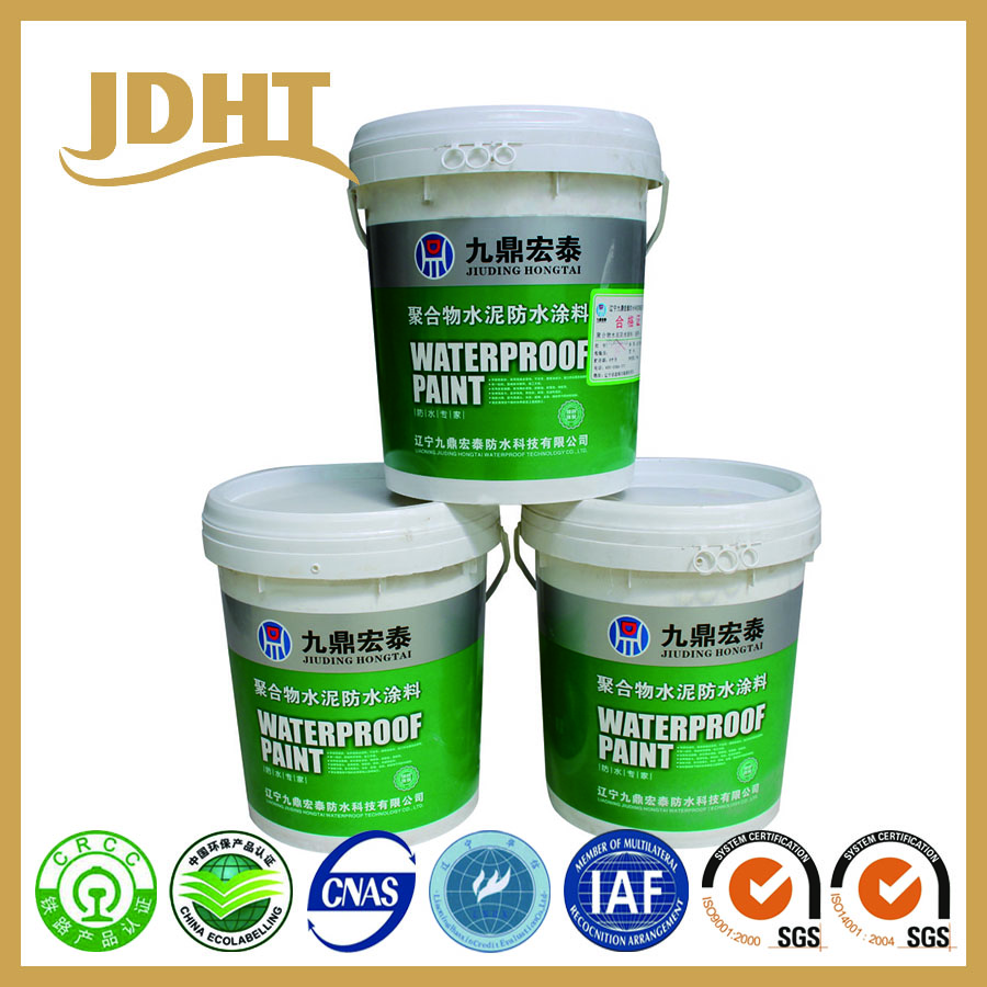 G JD-102 Super JS Water Based Acryl Polymer Polymeric Waterproofing Coating
