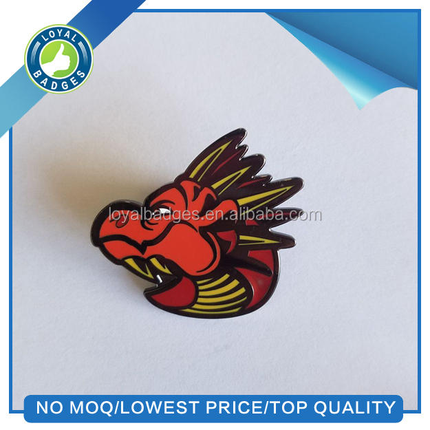 high quality kunshan custom enamel lapel pin manufacturers china