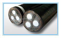 XLPE Insulated Steel Tape Armored 3 Core Electric Cable