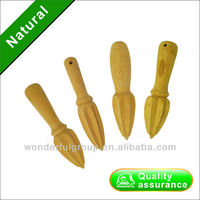 Wood Gringer Orange Citrus Garlic Lemon Squeezer 2013