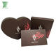 Luxury Fancy Heart Shaped Packing Chocolate For Wedding Invitation Gift Box
