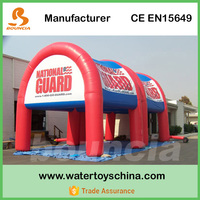 10mL*4mW*4mH Airtight Inflatable Arch Tent For Event