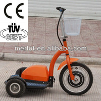 3 Wheel Zappy electric tricycle personal transporter