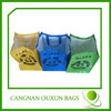 Hot sale laminated pp woven rubbish bag