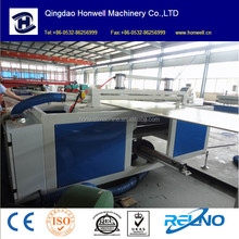 China only professional WPC foam board machine for furniture board with turn key solution