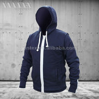 Men's hooded sweater shirt