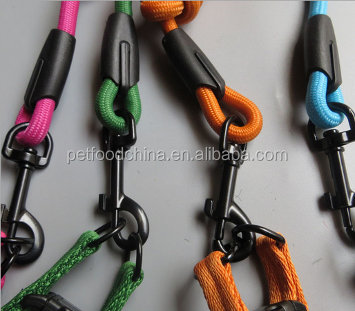 leather dog leash manufacturer China pet products leather dog leads&real leather pet leash&real leather pet leads Made in China