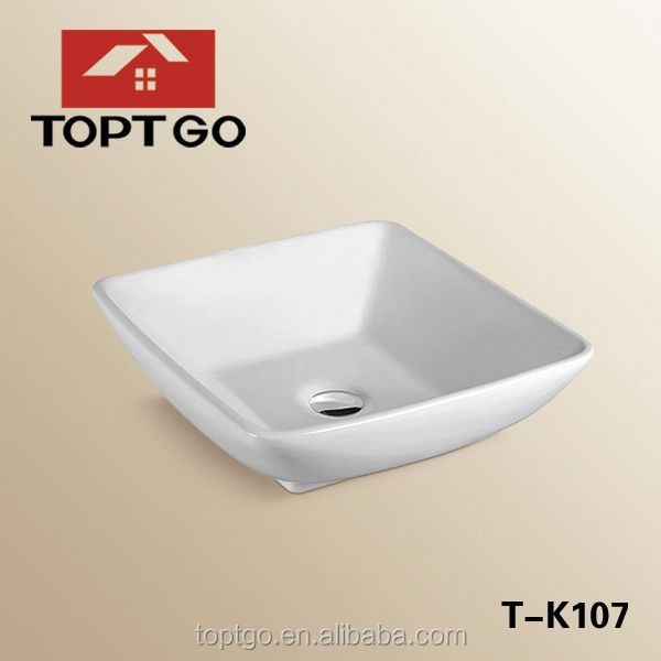 Bathroom Cheap Wash Basins For Laundry T-<strong>K107</strong>