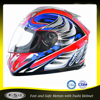 Hot sale motor bike accessories Chinese full face motorcycle helmet