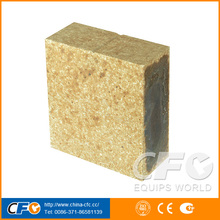Wear Resistant Silicon Mullite Brick Price for Sale in Pakistan