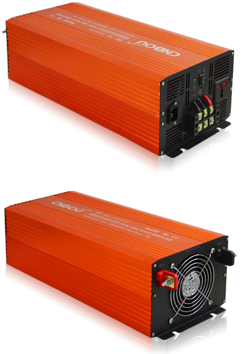 12v 220v 3000w pure sine wave inverter with charge