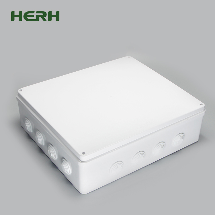 IP65 ABS Electrical Conduit Junction Boxes Wiring