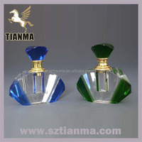 Cheap Wholesale Crystal Glass Perfume Bottle Factory