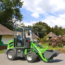 Germany sale machine small articulated loader and mini radlader