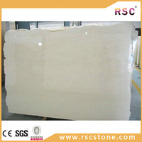 Decorative sahama beige marble pieces