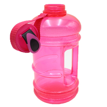 Hot Selling Eco-Friendly Custom Logo 2.2L Cheap Shaker Sport Bottle with Small Mouth
