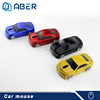 Hot Racing Car Shaped 2.4 GHZ Wireless Optical Mouse USB 2.0 Car Mouse For Notebook