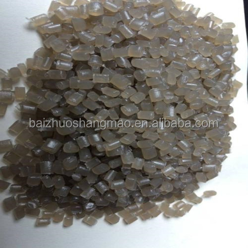 Best sell !!! Film grade Crystal granules LDPE recycled granules