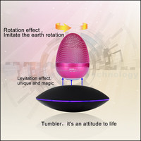 2016 new innovative, Portable wireless speaker Magnetic Levitating Wireless Bluetooth Speaker for iphone and samsung android