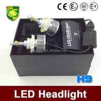 HOT SALE CARSEN LED headlight H9 LED FOGLIGHT rally parts for sale