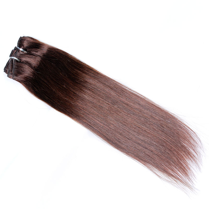 indian claw clip ponytail human hair extension! wholesale grey hair clip in extensions
