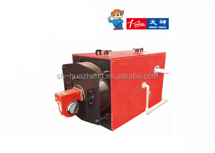 Gas fired hot water boiler 120kw price