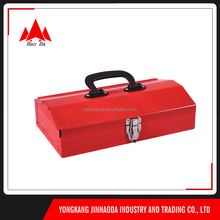Yongkang easy to carry plastic handle tool box powder coating work bench