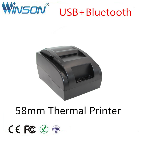 58mm thermal receipt printer for pos terminal