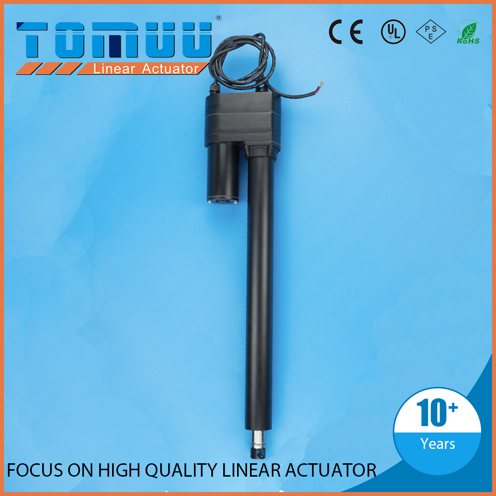 Dongguan TOMUU customization supported 12v 24v trunk actuator