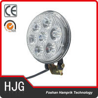2016 New arrival off road led work lights 21w for 4x4 accessories