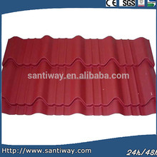 CE certificated roof tile and Zinc roof sheet price per sheet