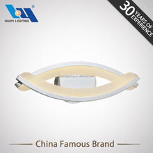 Factory wholesale high-end business rechargeable wall light