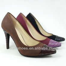 2014 Top Fashion high heel Pointed Women Shoes For Office Lady