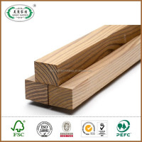 treated wood lumber