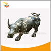 Life Size Wall Street Bull Sculpture For Sale