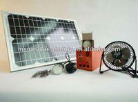 2013 New product 20W fan with solar energy for home use-Model: MS-120SLS
