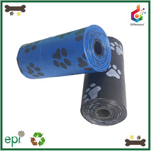 Fine pet products cheap beautiful pet garbage bags for poop