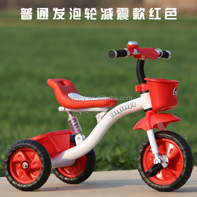 2016 baby toys made in china yiwu toys factory wholesale kids tricycles