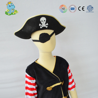 China fascinations used Halloween costume sale pirate costume