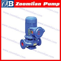YG Explosion-proof Motor Pump Price List Direct Coupled Motor Pump