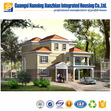 House,Hotel,Carport,Toilet,Shop,Office,Workshop,mall Use and Steel Material prefabricated cottages