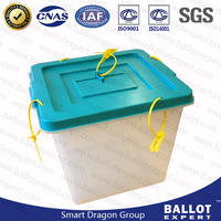Carry charity collection donation box