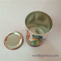 Recyclable Feature customized factory olive oil tin box