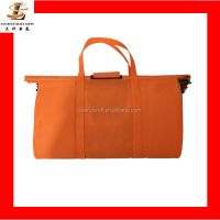 4 colors supermarket trolley non-woven shopping bag