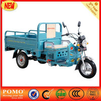 Factory direct sales all kinds closed cabin cargo tricycle
