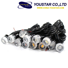 3W LED Multi color High Power Eagle Eye Car Rear Back Up Reverse Tail Light Lamp