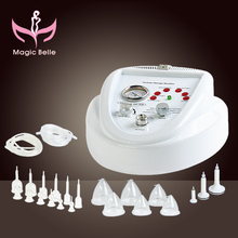 New generation electric vacuum cupping therapy/sexy breast nipple cover/breast enlargement breast massager machine