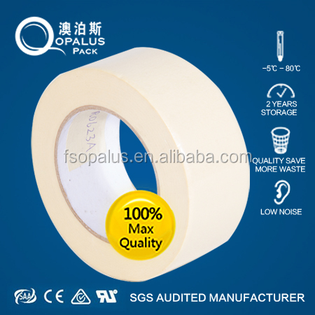 solvent resistance rice paper leather furniture tape
