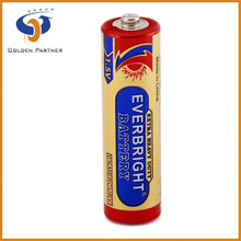 Stable running golden power battery r6p aa using on daily life