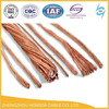Tinned Copper Bare Overhead Conductor 16sqmm 25sqmm 50sqmm